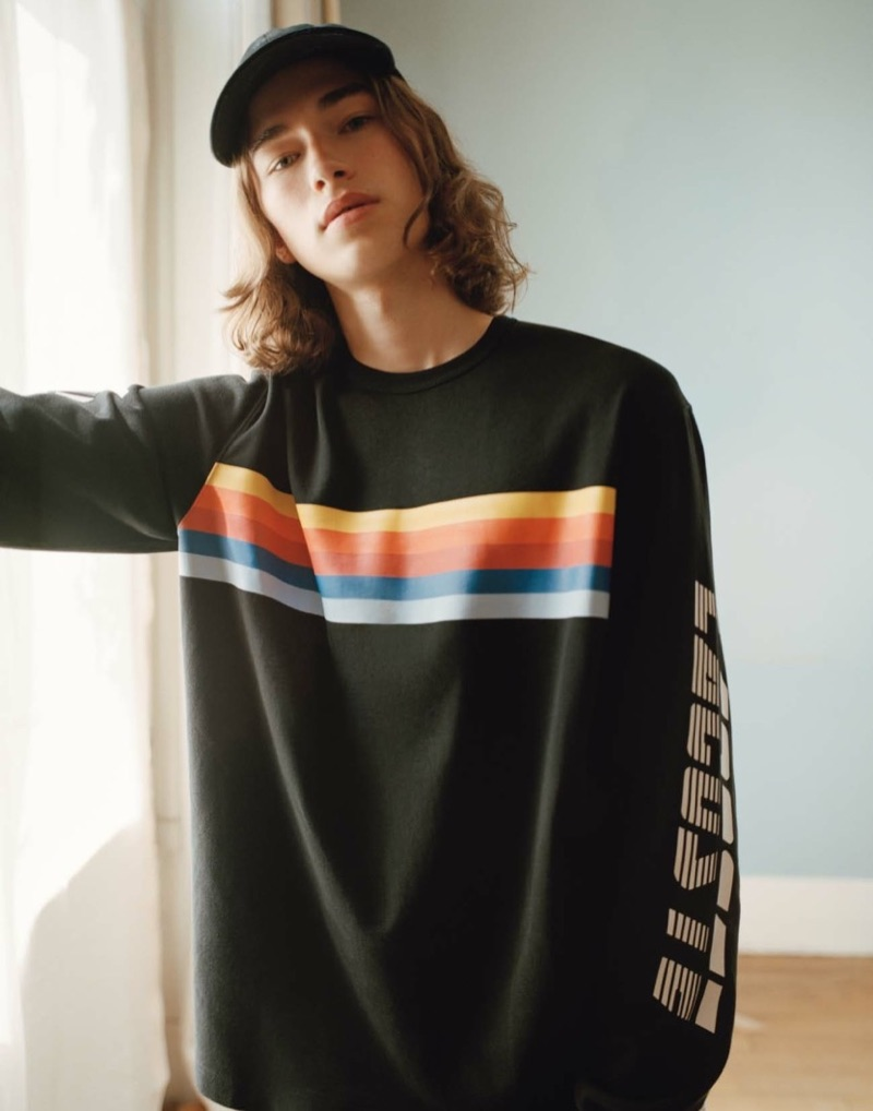 bf068ce9db Lacoste L!ve Spring 2019 Lookbook | The Fashionisto