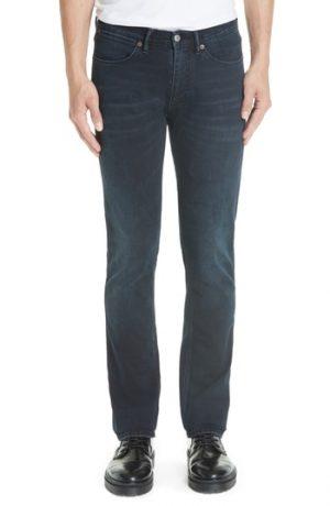 Men's Acne Studios Max Jeans, Size 29 x 34 - Blue