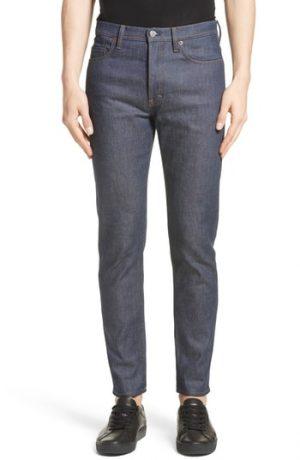 Men's Acne Studios River Slim Tapered Leg Jeans