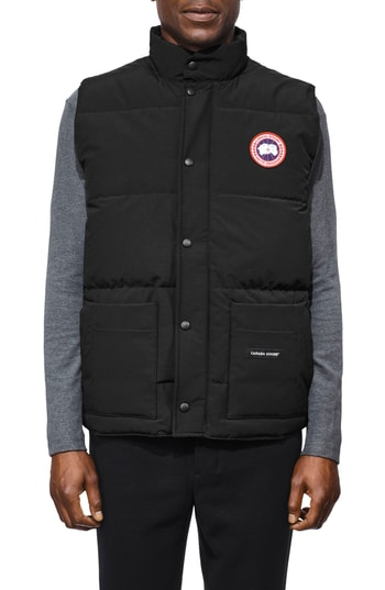 Men's Canada Goose Freestyle Regular Fit Down Vest