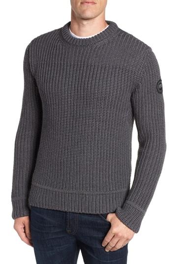 Men's Canada Goose Galloway Regular Fit Merino Wool Sweater