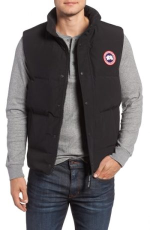 Men's Canada Goose Garson Regular Fit Quilted Down Vest