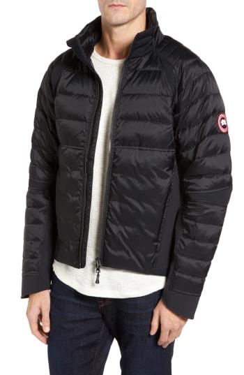 Men's Canada Goose Hybridge Perren Slim Fit Packable Down Jacket