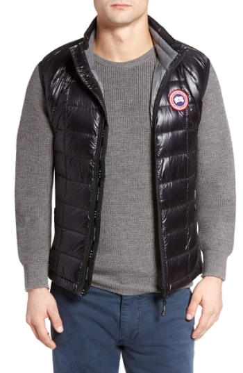 Men's Canada Goose 'Hybridge(TM) Lite' Slim Fit Packable Quilted 800-Fill Down Vest