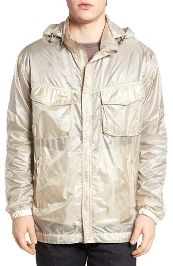 Men's Canada Goose Mckinnon Slim Fit Wind Jacket, Size Small - Beige