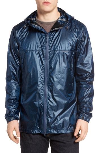Men's Canada Goose Sandpoint Regular Fit Water Resistant Jacket, Size Medium - Blue