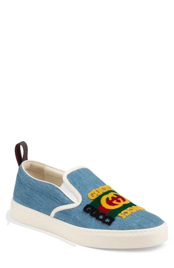 b7c6e2bf4bcb Men s Gucci Dublin Slip-On Sneaker