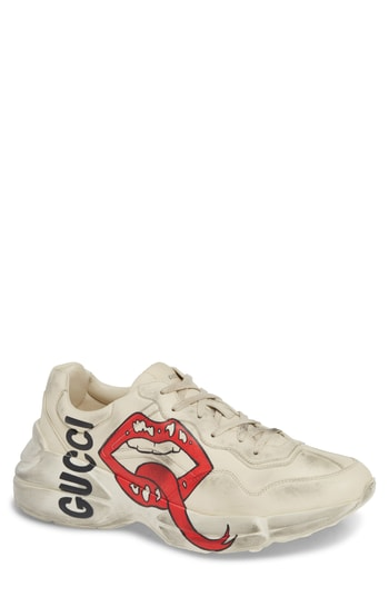 9edd79eb83e Men s Gucci Rhyton Sneaker
