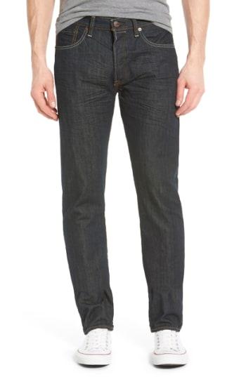 Men's Levi's Red Tab(TM) '501' Straight Leg Jeans, Size 38 x 30 - Blue