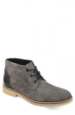 Men's Thomas And Vine Phoenix Chukka Boot, Size 8 M - Grey