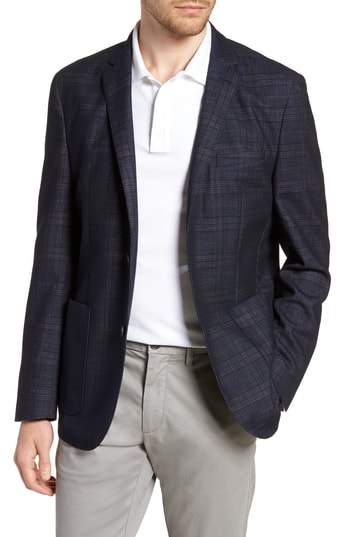 Men's Vince Camuto Dell Aria Unconstructed Blazer