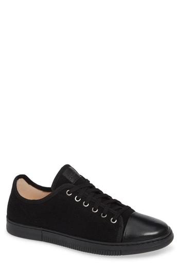 Men's Vince Camuto Jovani Sneaker, Size 8 M - Black