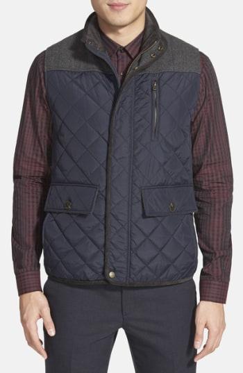 Men's Vince Camuto Quilted Vest