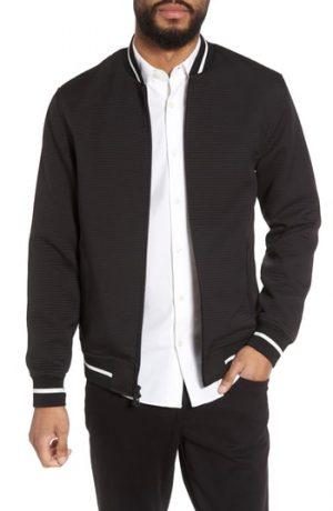 Men's Vince Camuto Slim Fit Bomber Jacket