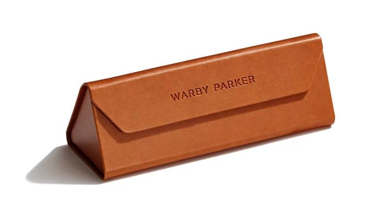 Warby Parker Case in Walnut