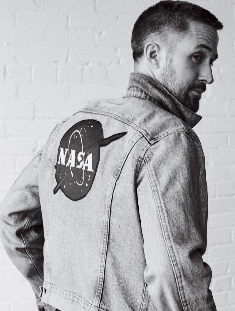 Ryan Gosling 2018 Gq Cover Shoot The Fashionisto