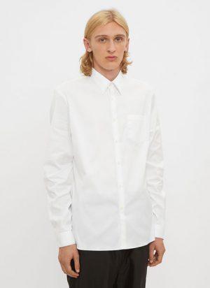 Stretch Cotton Stitch Shirt
