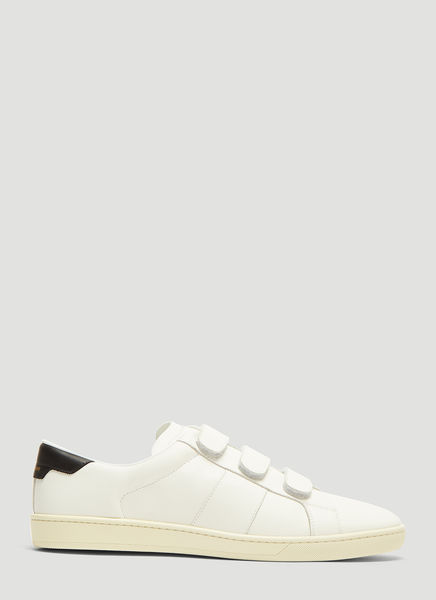 Touch Fastened Court Classic Sneakers