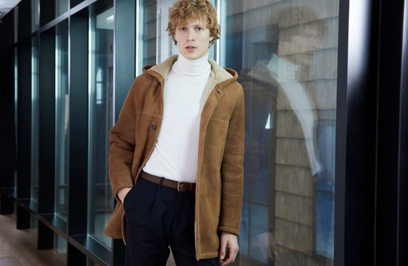 Valstar taps Sven de Vries as the star of its fall-winter 2018 campaign.