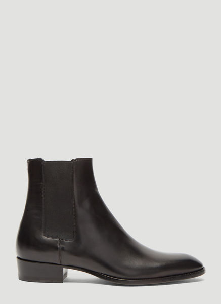 Wyatt 40 Chelsea Boots