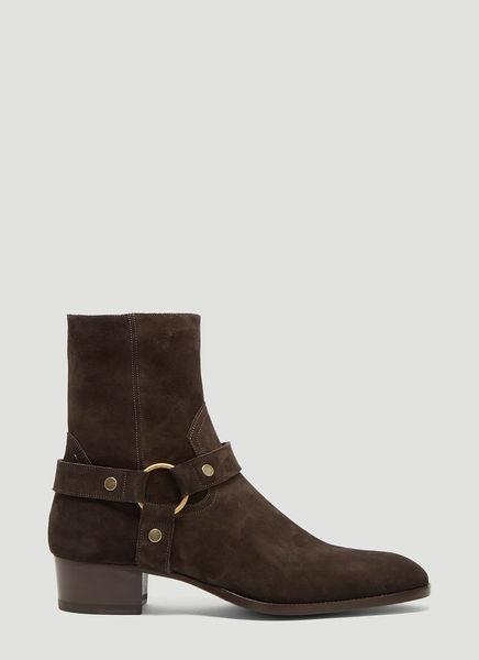 Wyatt 40 Harness Boots