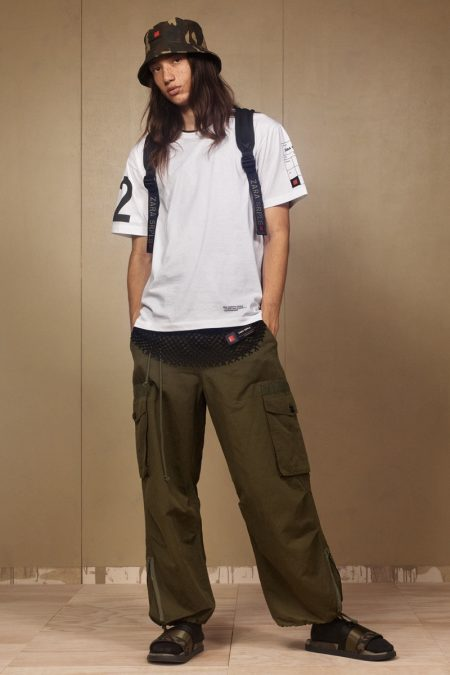 Zara Champions Military Style with SRPLS Collection