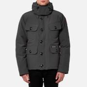 Canada Goose Men's Selkirk Parka Jacket - Graphite - XL - Grey