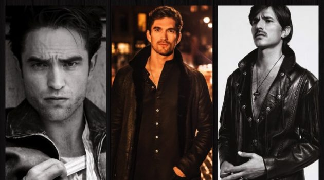 Week in Review: Robert Pattinson for Dior, John Varvatos, Andres Velencoso + More