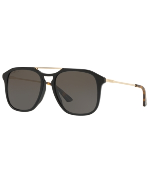Gucci Polarized Sunglasses, GG0321S 55