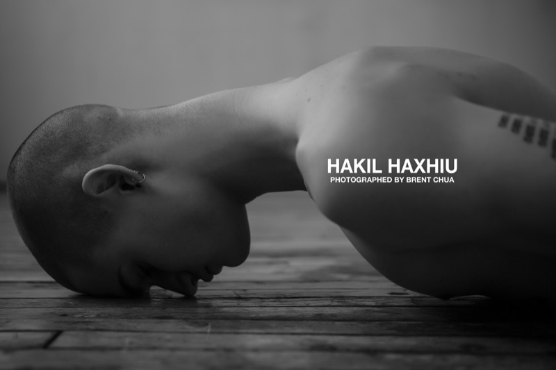 Fashionisto Exclusive: Hakil Haxhiu photographed by Brent Chua