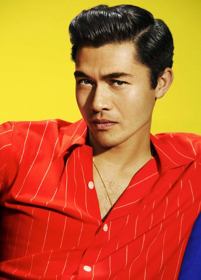 Henry Golding Gq Cover Photo Shoot The Fashionisto