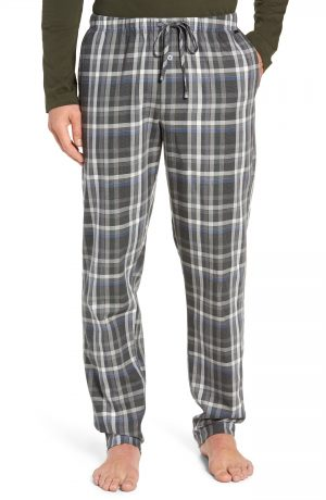 Men's Hanro Loran Cotton Lounge Pants