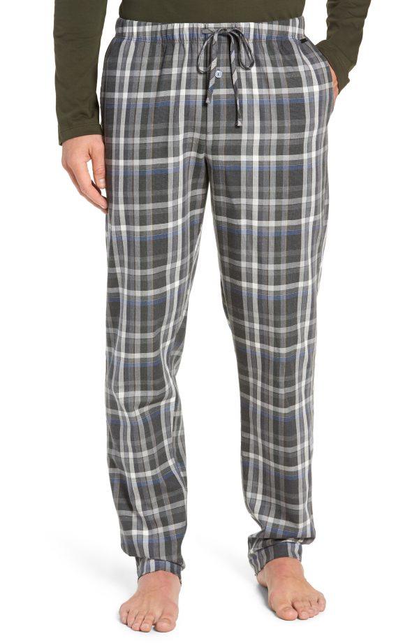 Men's Hanro Loran Cotton Lounge Pants