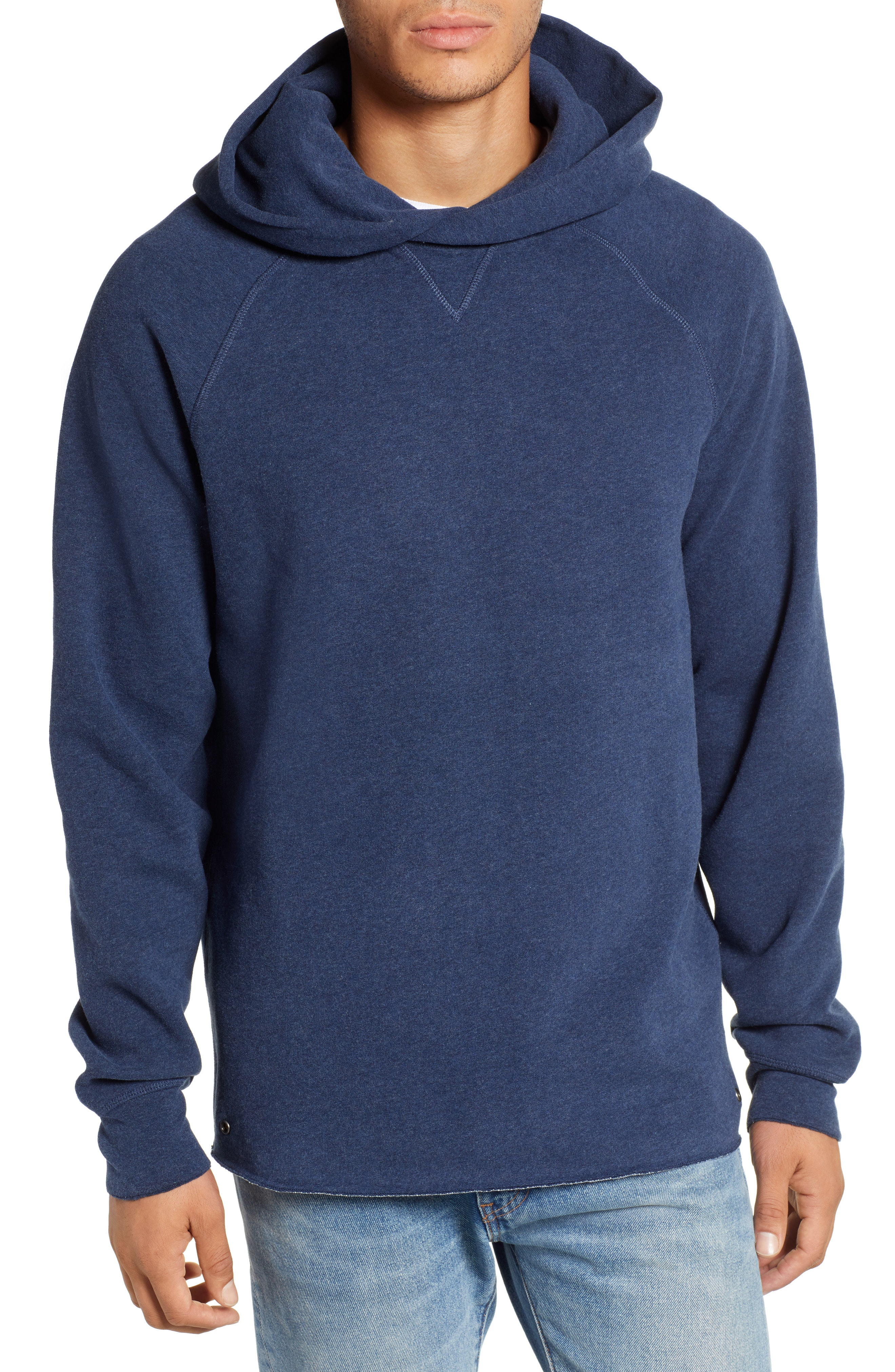 e7a0858526 Men s Levi S Made   Crafted(TM) Unhemmed Regular Fit Hoodie