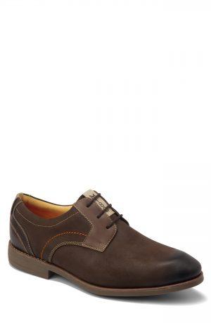 Men's Sandro Moscoloni Mantel Plain Toe Derby, Size 9 D - Brown