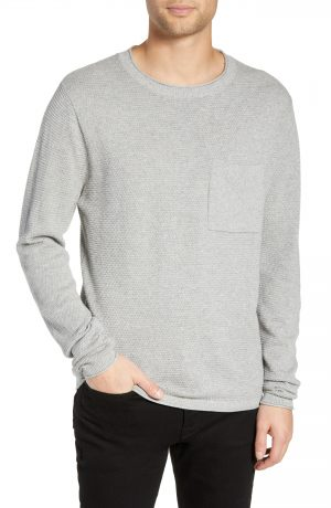 Men's Saturdays Nyc Kevin Sweater, Size Small - Grey