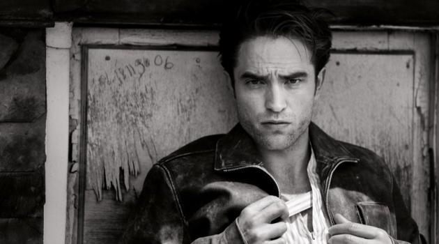 Robert Pattinson stars in Dior Men's spring-summer 2019 campaign.