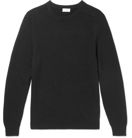 Saint Laurent - Cashmere Sweater - Men - Black