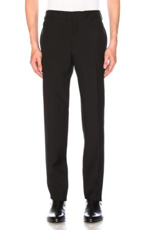 Saint Laurent Trousers in Black. - size 50 (also in 52)