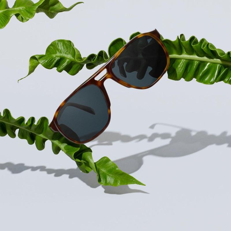 Warby Parker Hatcher Sunglasses in Oak Barrel