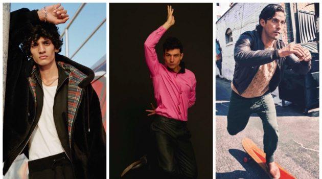 Week in Review: Vogue Hommes Paris, Ezra Miller, Milo Ventimiglia + More