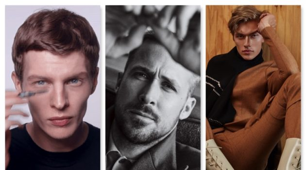Week in Review: Boy De Chanel, Ryan Gosling, Lucky Blue Smith + More