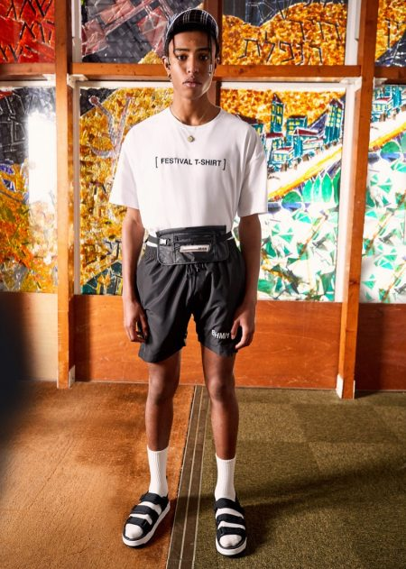 BoohooMAN Embraces Chill Vibes for Spring '19 Collection