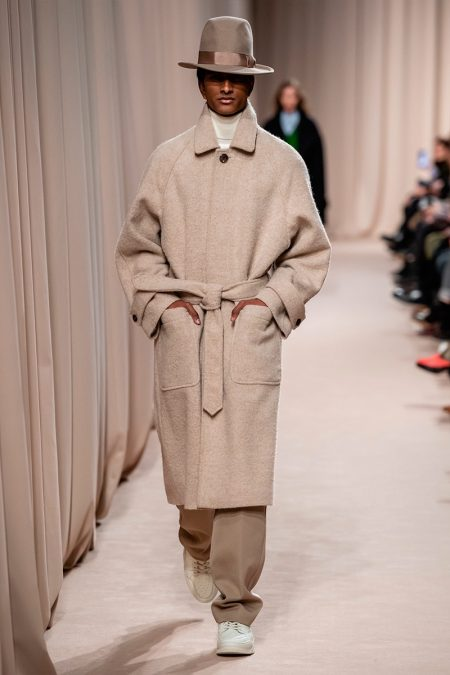 AMI Champions Bourgeois Style with Fall '19 Collection
