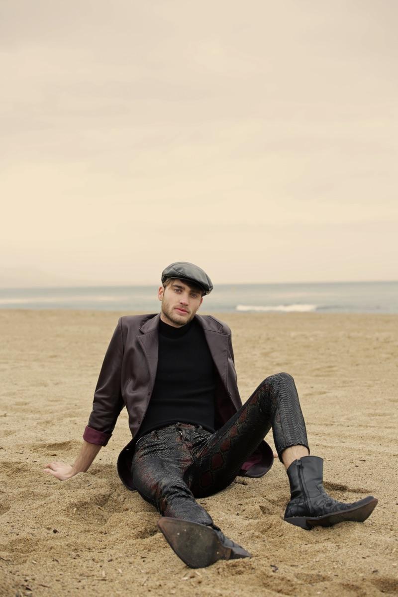Fashionisto Exclusive: Alex Fabregas photographed by Jose Martinez