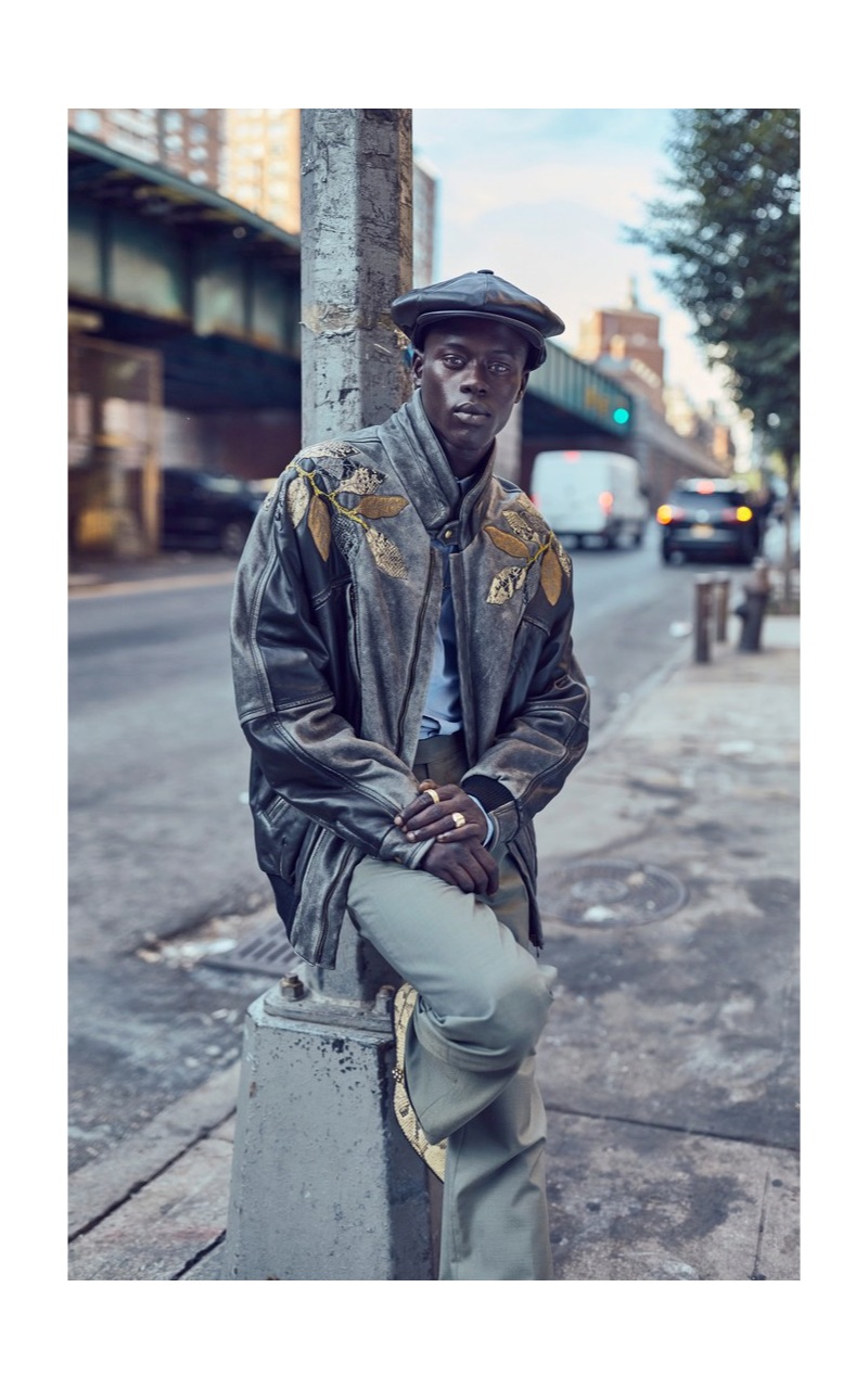 Alpha Dia Takes to Harlem with Telegraph Luxury