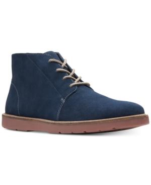 Clarks Men's Grandin Mid Casual Chukka Boots Men's Shoes