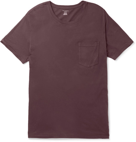 Club Monaco - Williams Cotton-Jersey T-Shirt - Men - Purple
