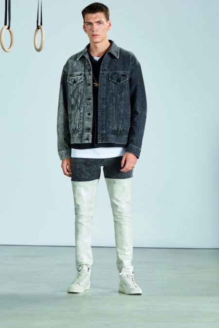 Denim & Moto Style Collide for Diesel Pre-Fall '19 Collection