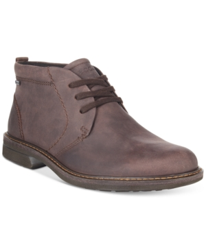 Ecco Men's Turn Gtx Chukka Boots Men's Shoes